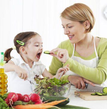 بهبود اشتهای کودک