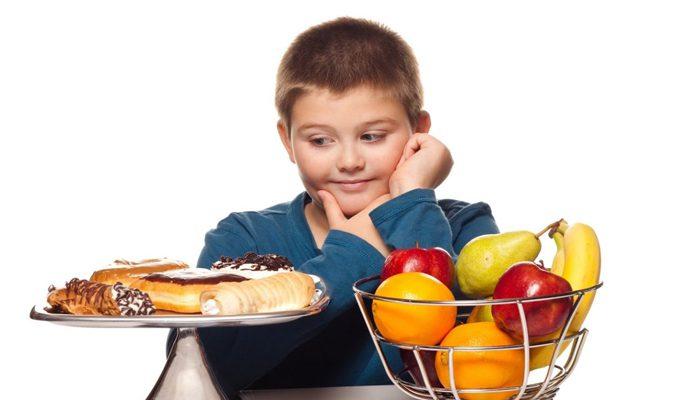 غذای سالم برای کودک