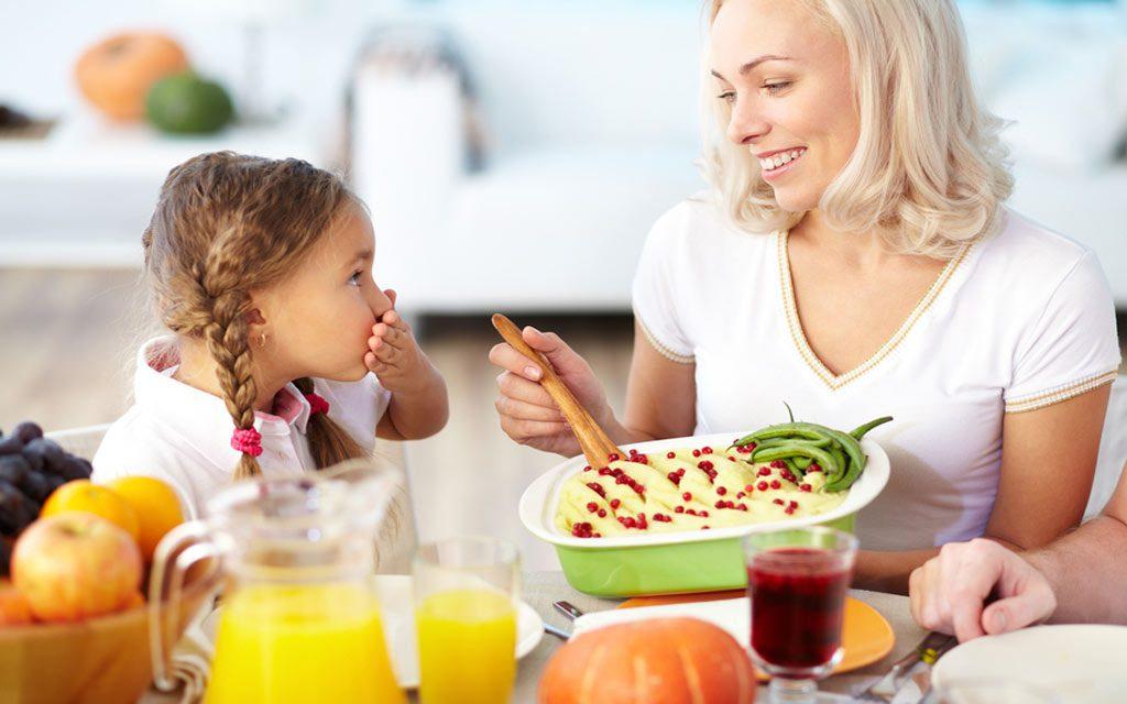 کودکان بد غذا و کم غذا