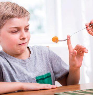 علت بدغذایی در کودکان