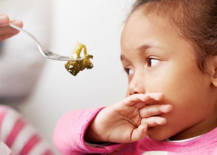 بد غذایی در کودکان