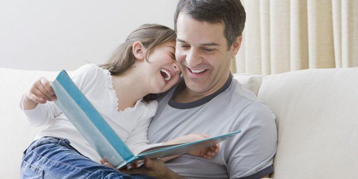 کتابخوانی با کودکان