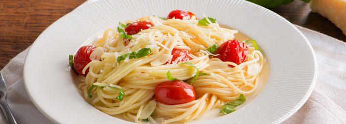 دستور غذای ساده - پاستا