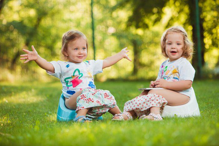 مدفوع کردن کودک - یبوست مزمن