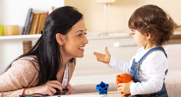 صحبت کردن با کودک در مورد خشونت