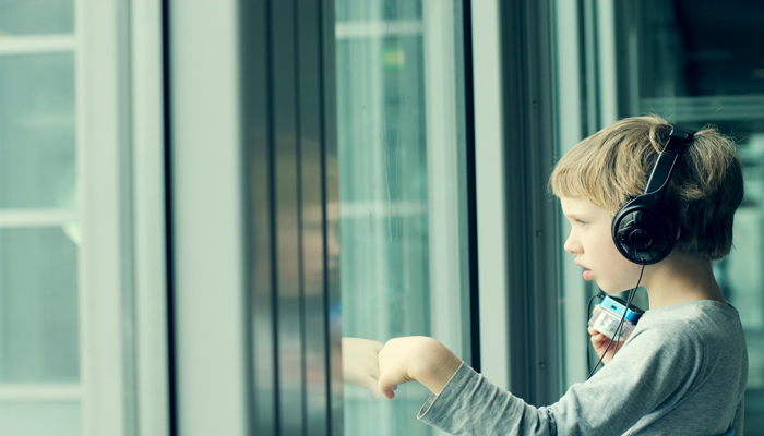 مسافرت با کودکان اوتیستیک