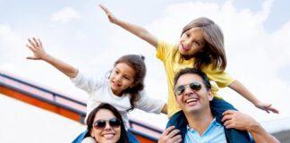 سفر با فرزندان