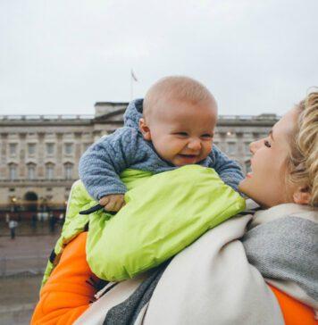مسافرت آسان با نوزاد