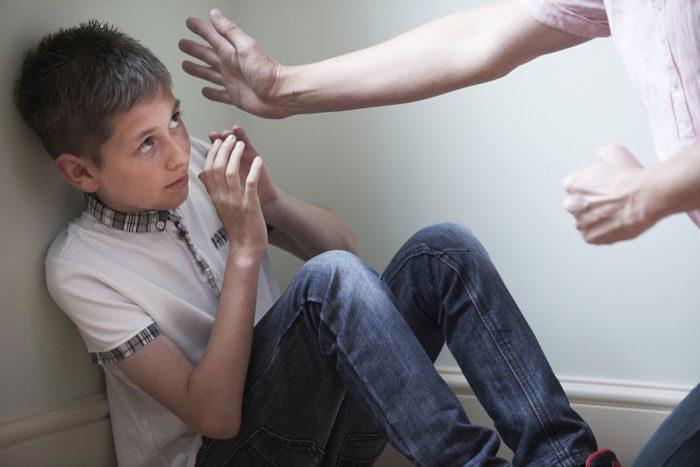 تنبیه کودکان - روش منحصر به فرد