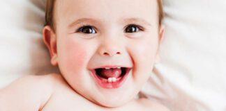 لکه های سفید روی دندان کودکان