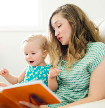 راهنمای کتاب خواندن برای کودک بر حسب رده سنی