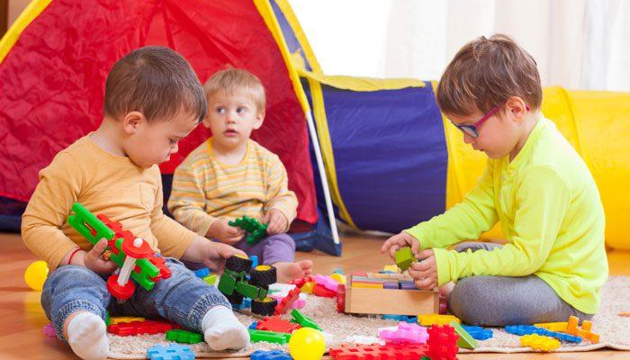 کمک به دوست یابی در کودکان
