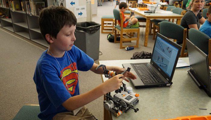 سرعت یادگیری کودکان با استعداد