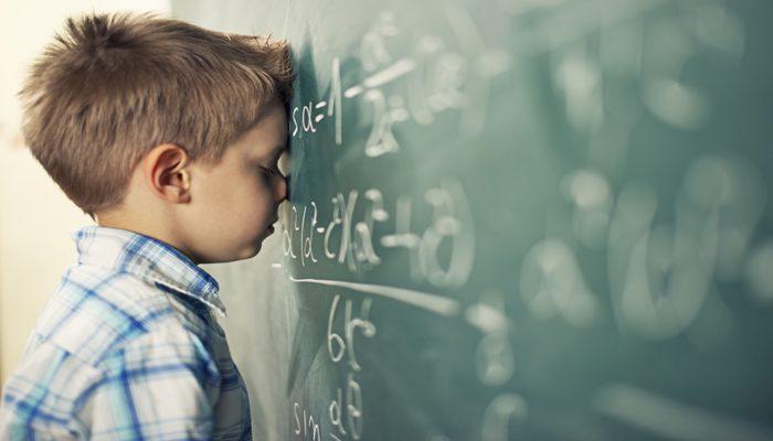 علت اختلال یادگیری