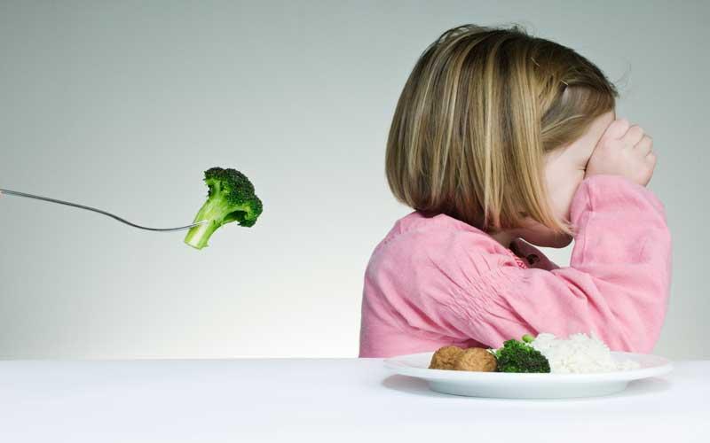 راهکار بد غذایی