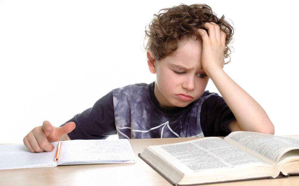نکاتی برای تشخیص زودهنگام ناتوانی کودک در یادگیری