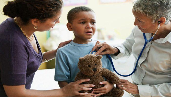بیماری جسمی کودکان اوتیستیک