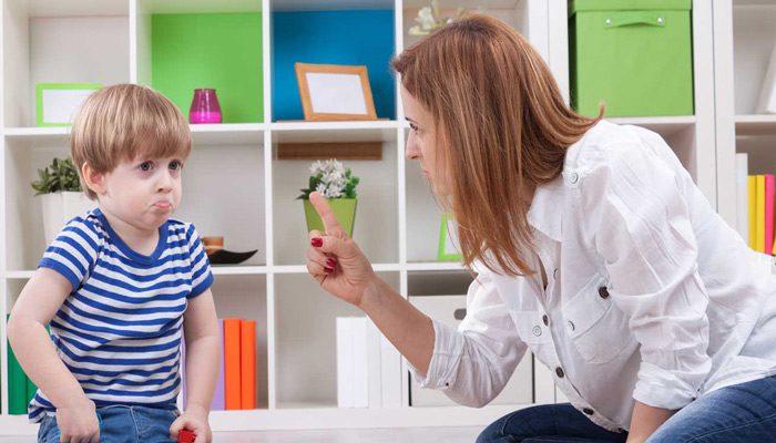 کودک مودب و حرف گوش کن - حرف شنوی کودک
