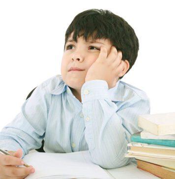 اختلالات یادگیری در کودکان