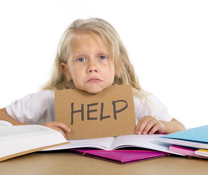 ناتوانی و اختلالات یادگیری در کودکان