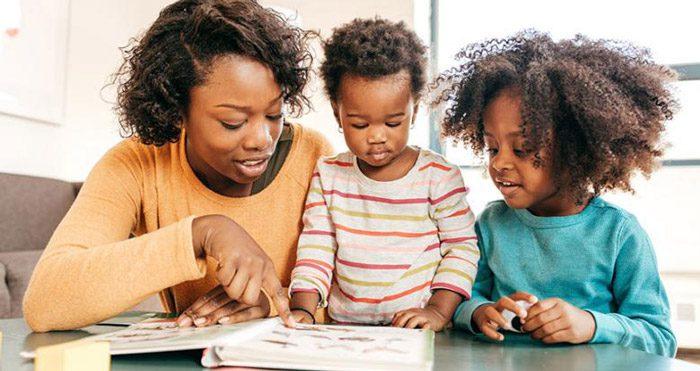 تقویت مهارت خواندن در کودک