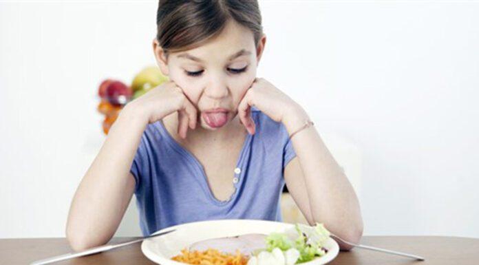 کودک بدغذا
