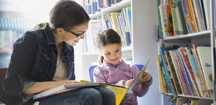 تقویت مهارت خواندن کودک