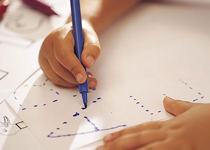 مهارت خواندن و نوشتن در مهدکودک