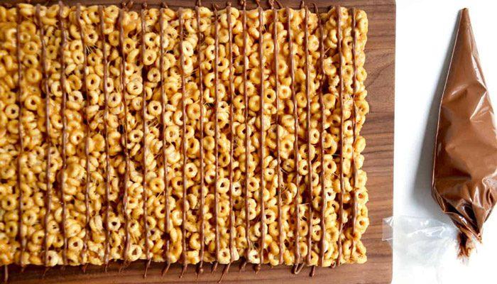 لقمه های خوشمزه کره بادام زمینی
