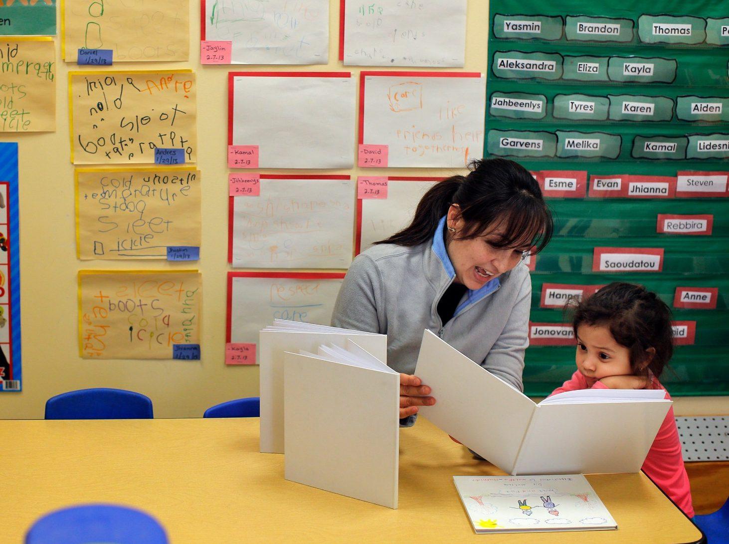 استانداردهای مهد کودک خوب - معیارها