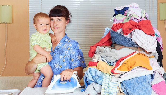 وظایف مادر خانه دار