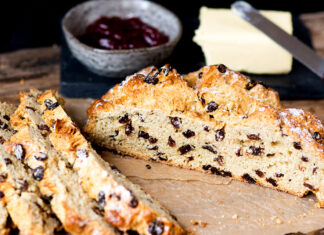 آشپزخانه کودکت؛ نان کیک ایرلندی