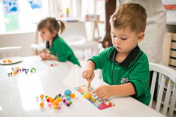 استانداردهای مهد کودک خوب - چارچوب آموزشی