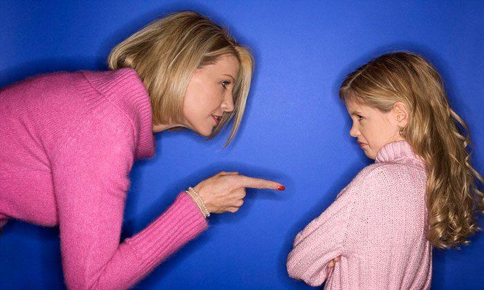 سبک های فرزند پروری - والدین سخت گیر