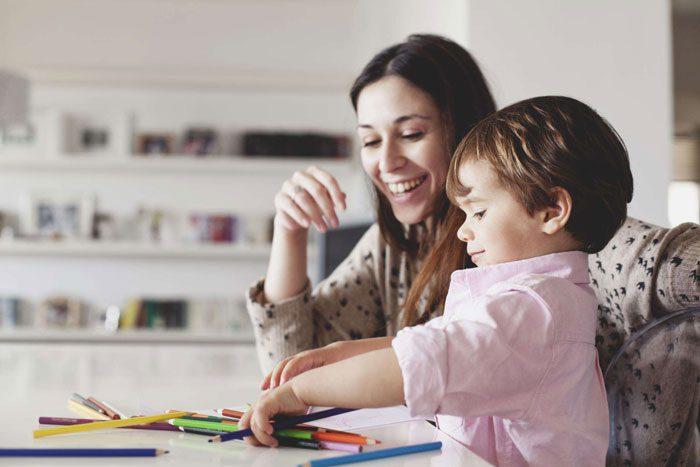 سبک های فرزند پروری - والدین توانا