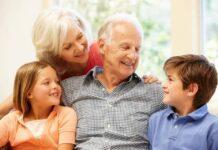 پدربزرگ ها و مادربزرگ ها