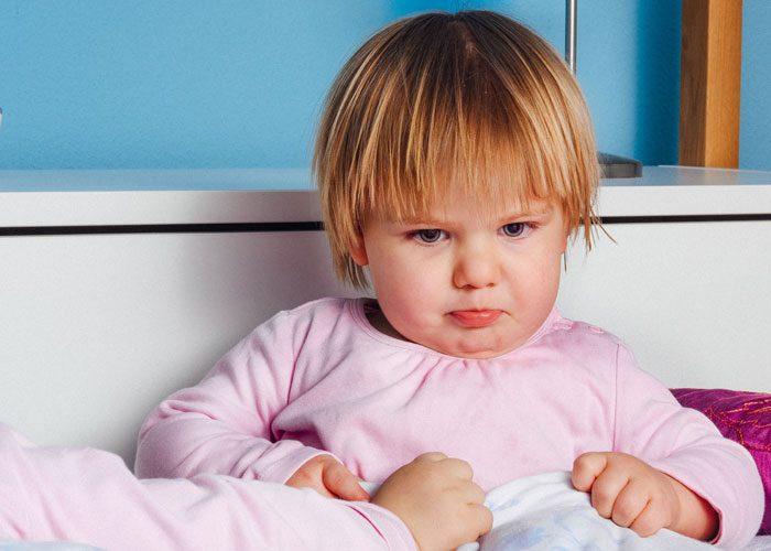 نه گفتن کودکان نوپا عادی است