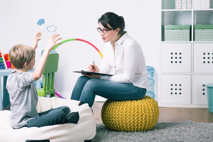 روش رفتار درمانی کودک و والدین