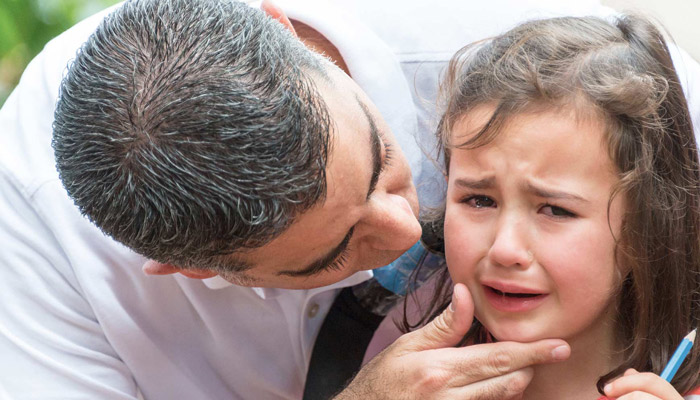 اضطراب روز اول مهد کودک