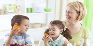 اصول تغذیه کودک در سال های اول زندگی