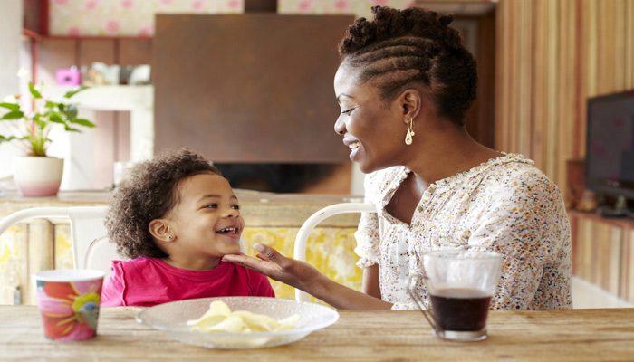نقش والدین در رفتار مودبانه کودک