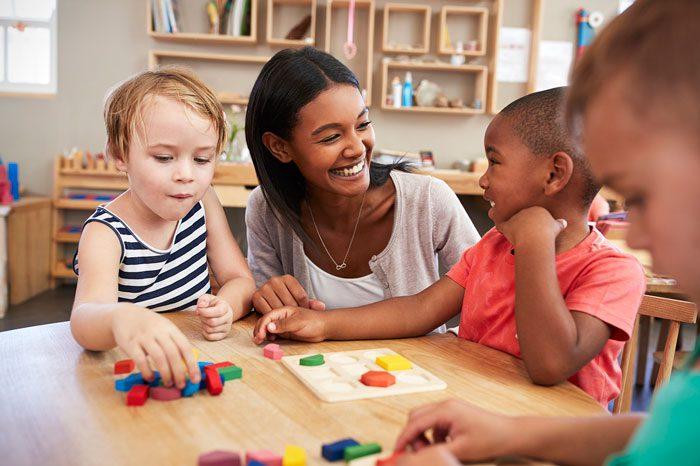 استانداردهای مهدکودک خوب - یادگیری
