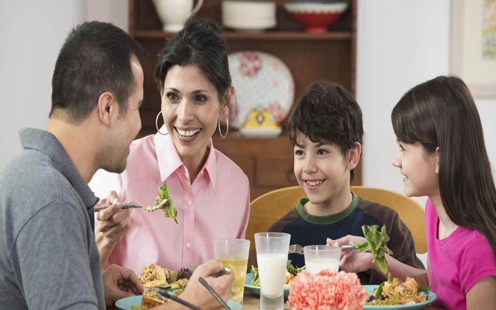یاد دادن رفتار محترمانه به کودک