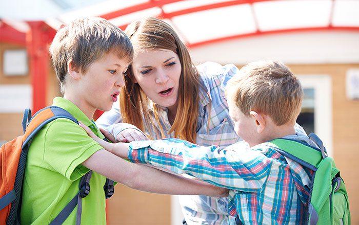 تربیت کردن بچه دیگران