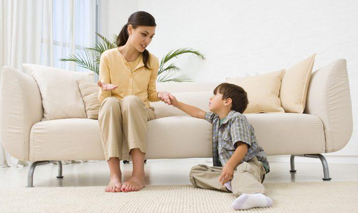 بیان احساس در کودک حساس