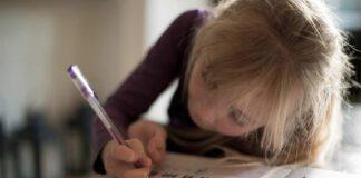 اختلال یادگیری کودک