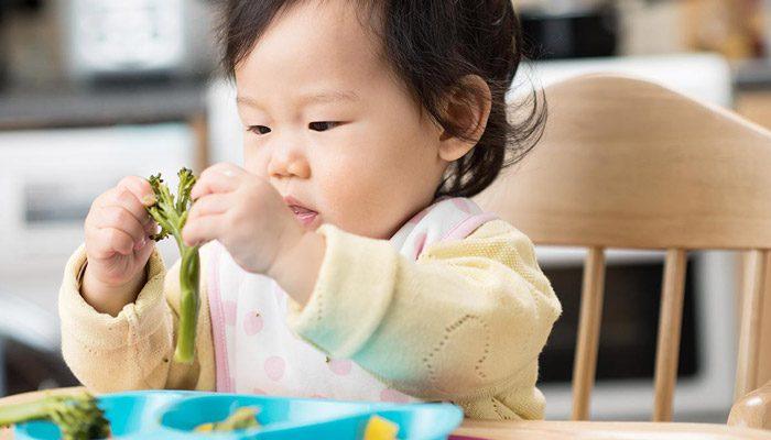 تغییر غذای کودک