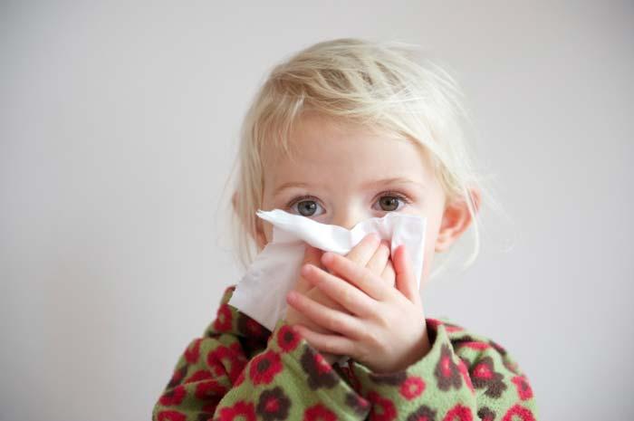 سرماخوردگی معمولی