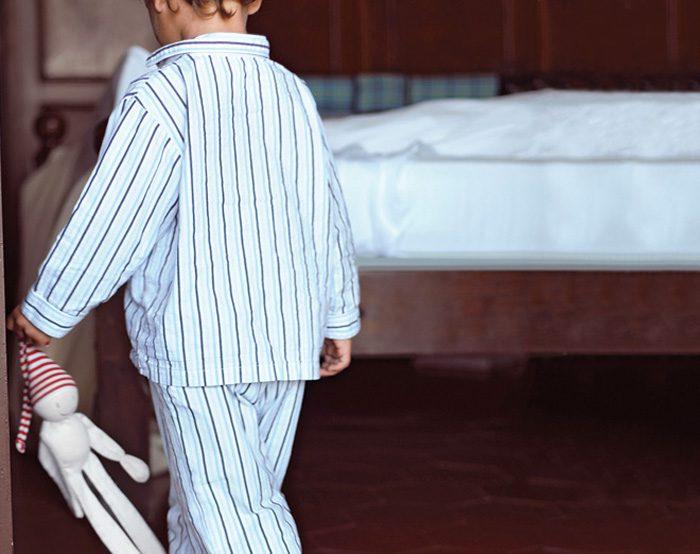 خوابگردی در کودکان - تامین امنیت