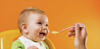 غذای مورد نیاز کودک